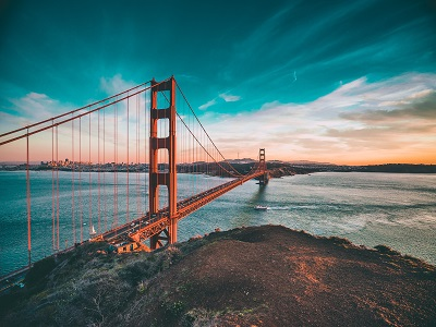 San Francisco iz Ljubljane zelo ugodno